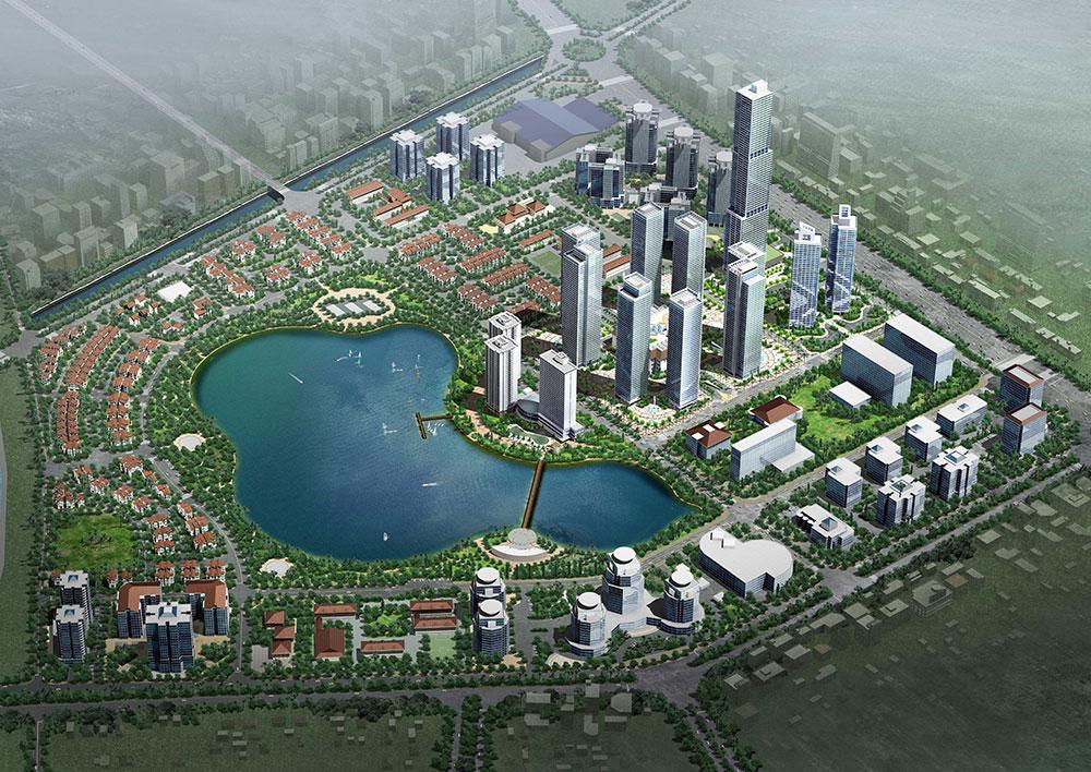 Tổng quan chung cư An Bình City
