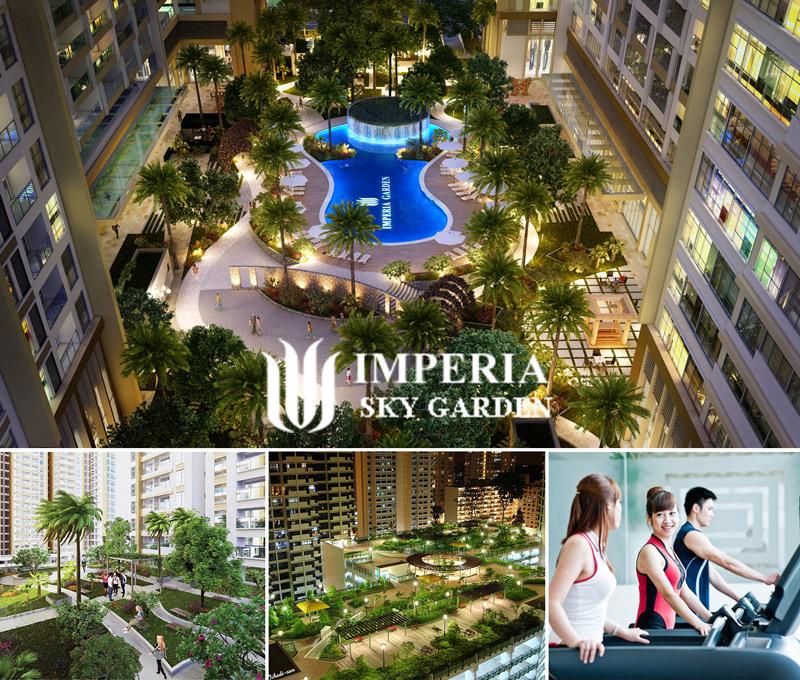 tiện ích chung cư Imperia Sky Garden