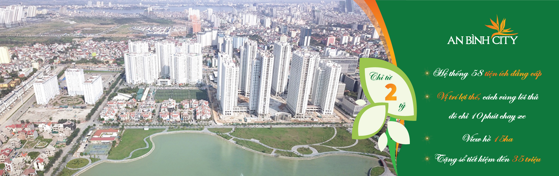 Chung cư An Bình City